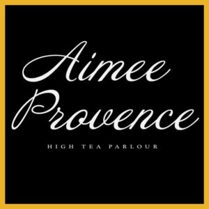aimee provence high tea logo