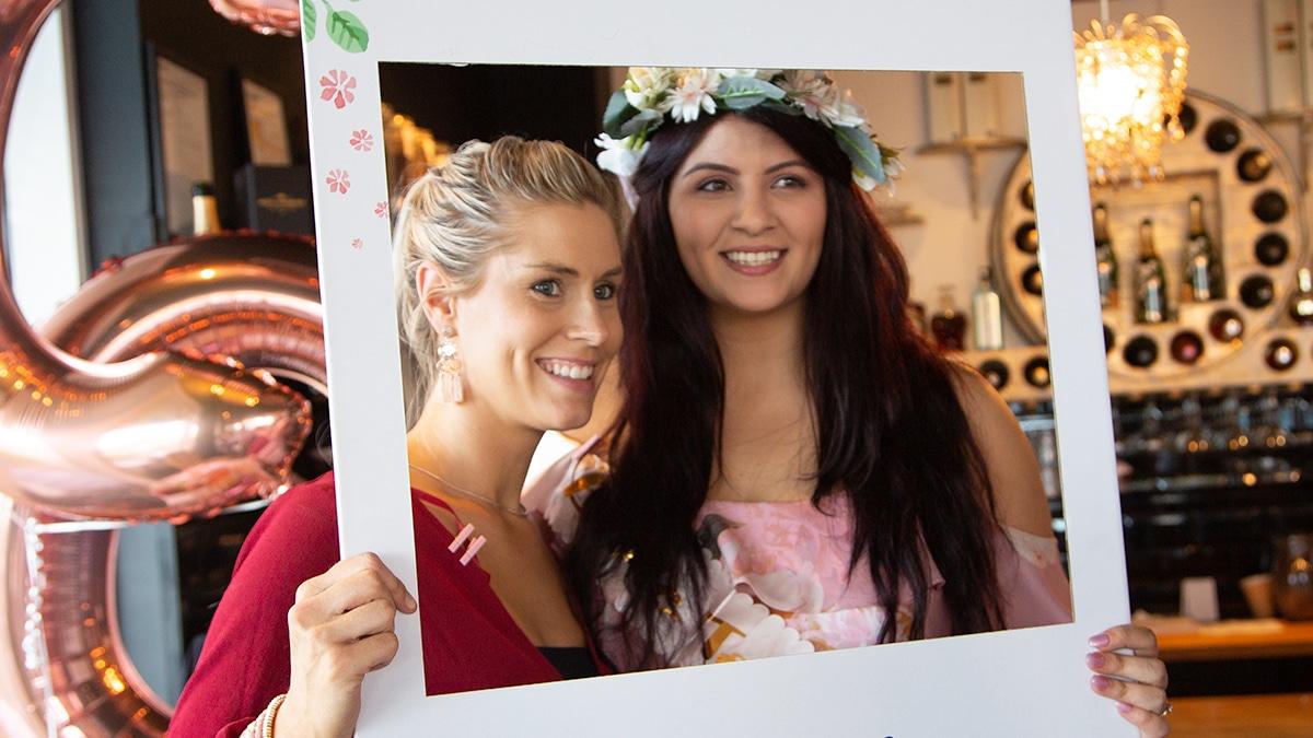 sunshine coast bridal shower high tea aimee provence