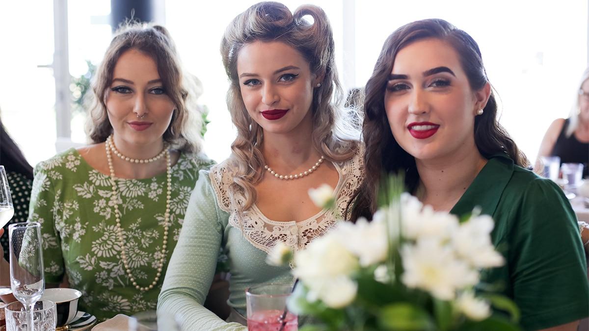 bridal shower high tea aimee provence sunshine coast