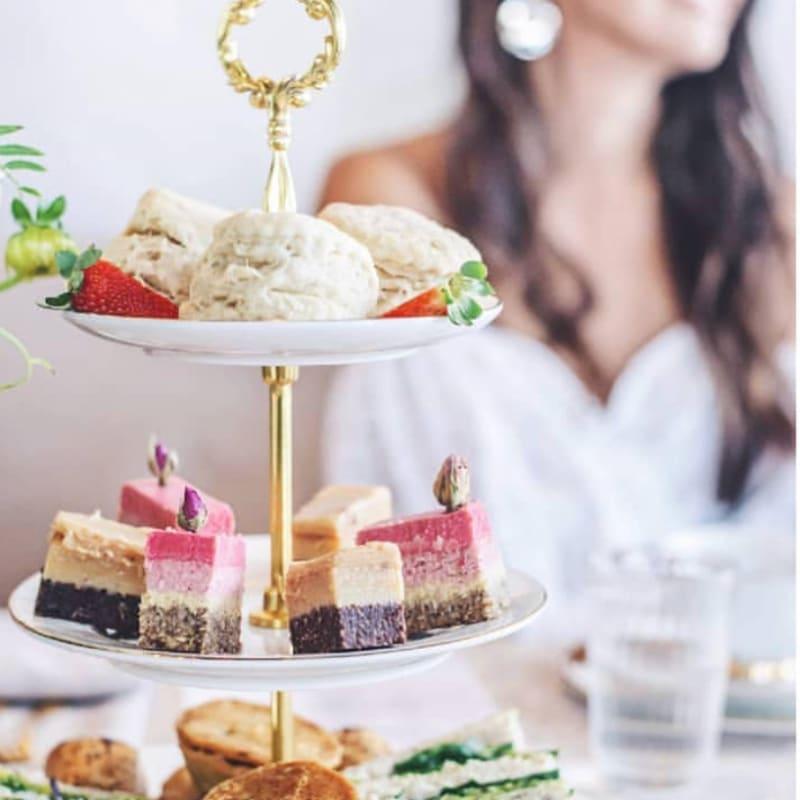 high tea aimee provence family celebrations