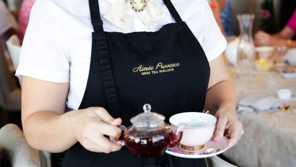 high tea aimee provence
