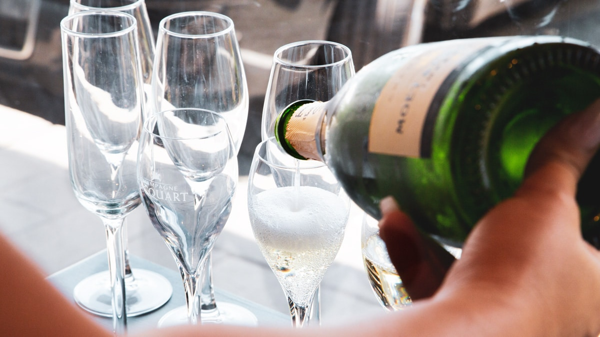 A Brief Guide To Champagne