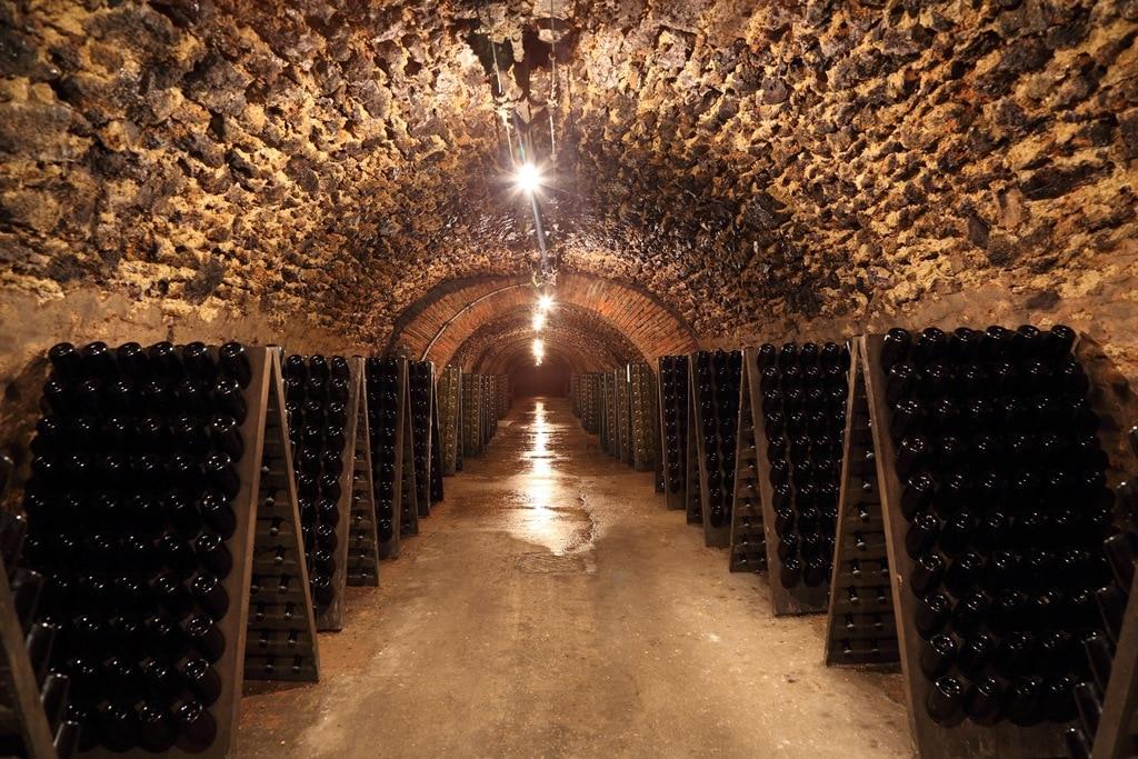 champgange cellar
