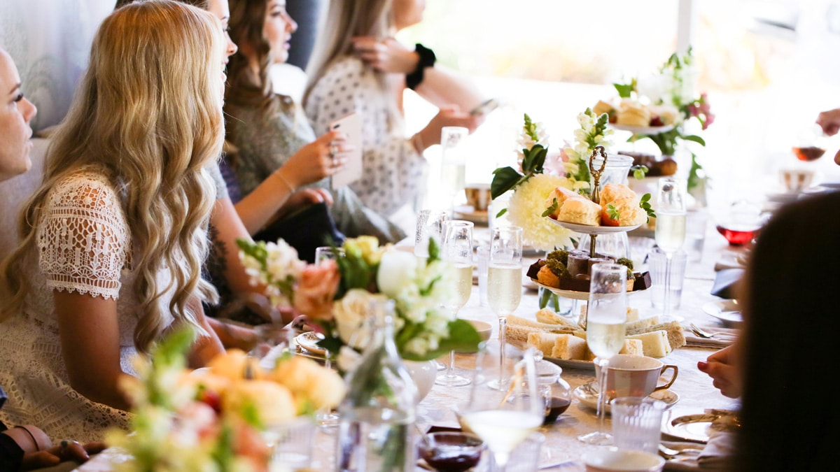 Why we love high tea