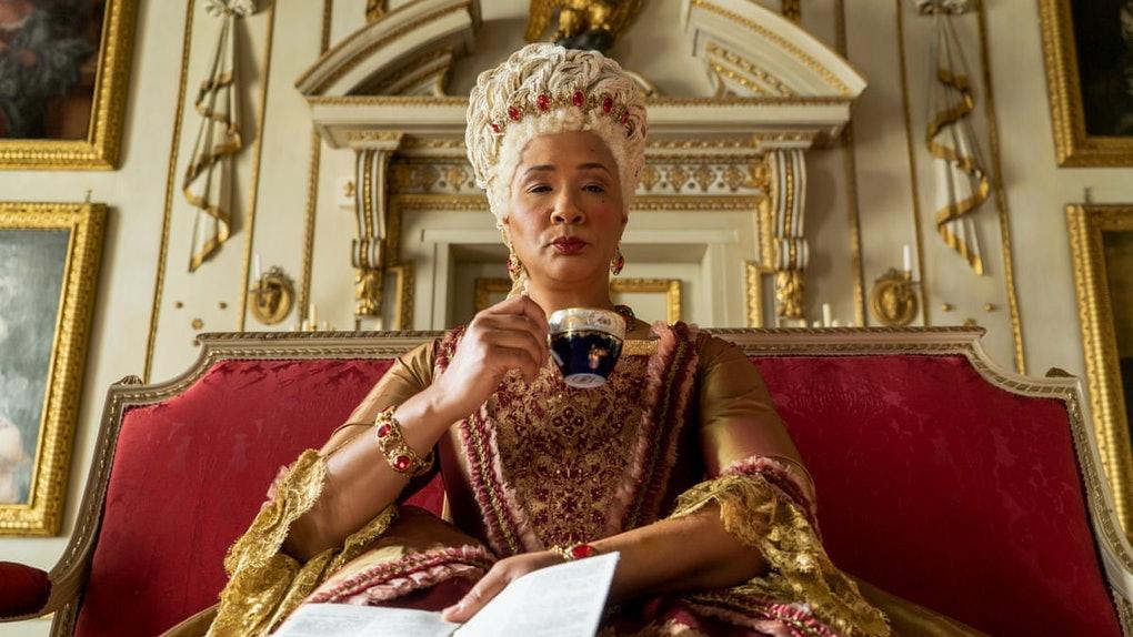 tea time Bridgeton netflix