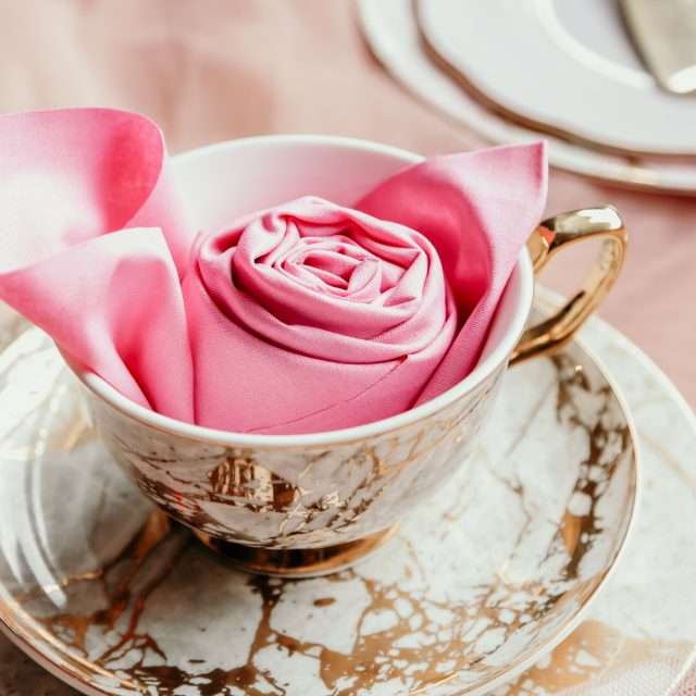 How to Create Rosette Napkins