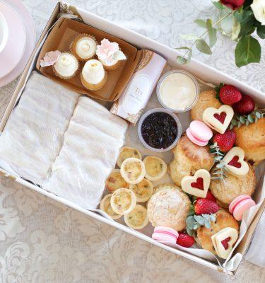 Little miss High tea gift hamper for kids